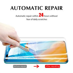 Bakeey for Huawei P40 Pro Film HD Automatic-Repair Anti-Scratch Full Coverage Front / Back Soft Hydrogel Film Screen Protector