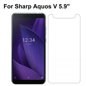 Bakeey for Sharp Aquos V Premium Anti-Explosion Tempered Glass Screen Protector