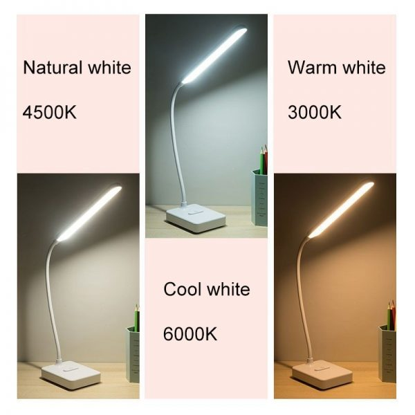 Battery Operated Table Lamp 3
