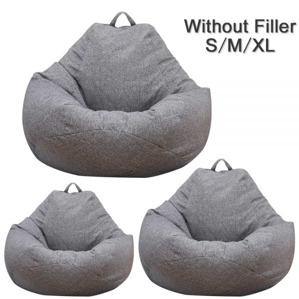 Bean Bag Chair Cover without Filler
