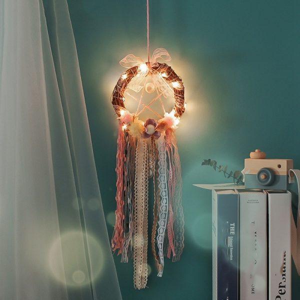 Bedroom Lights Dreamcatcher 1