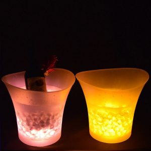 Beer Bucket with LED Lights