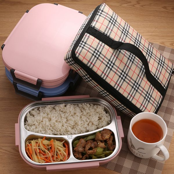 Bento Thermal Lunch Box Container