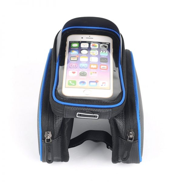 Bicycle Bag with Phone Holder 1