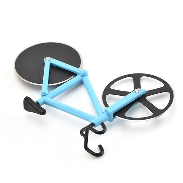Bicycle Pizza Cutter Roller Knife 1