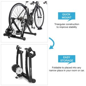 Bicycle Trainer Stand Adjustable Resistance