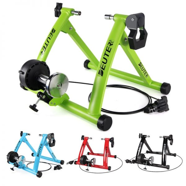 Bicycle Trainer Stand Adjustable Resistance 4