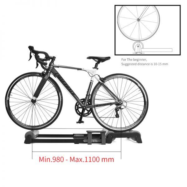 Bike Trainer Roller Indoor Cycling 4