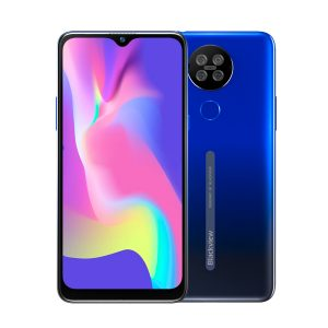 Blackview A80s Global Version 6.217 inch Android 10 4200mAh 13MP Quad Rear Camera 4GB 64GB MT6762V 4G Smartphone