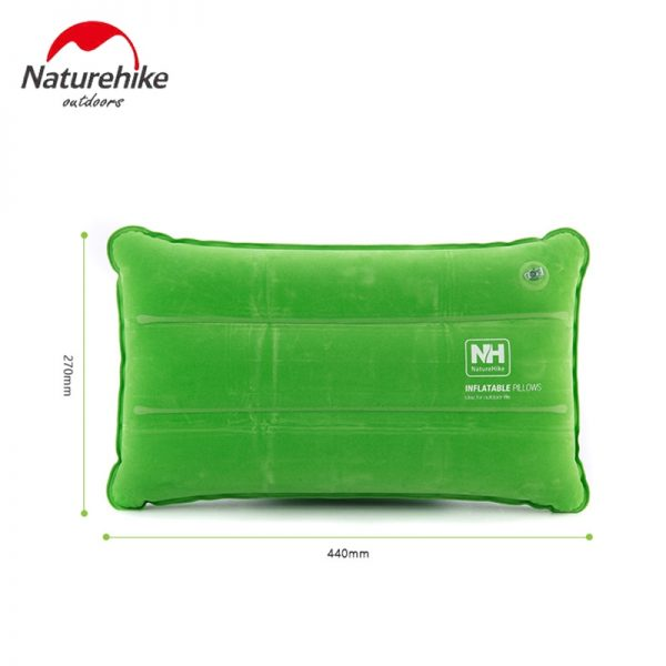 Blow Up Pillow Inflatable Air Cushion 2