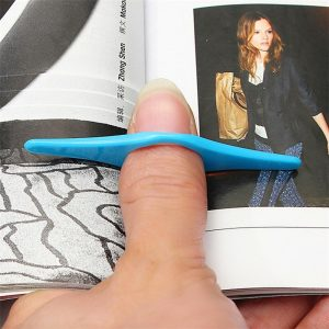 Book Page Holder for Thumb