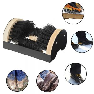 Boot Scrubber Hands-Free Shoe Cleaner