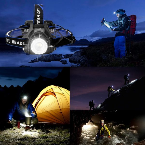 Brightest Headlamp For Outdoors 4