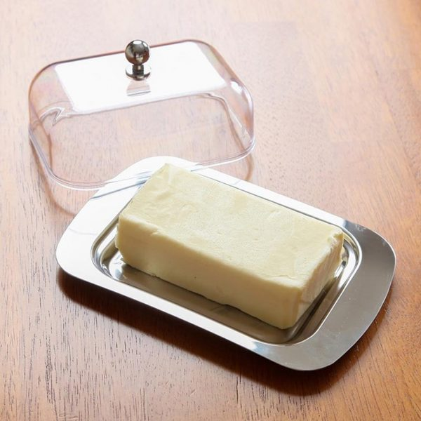 Butter Dish with Lid Food Container 3