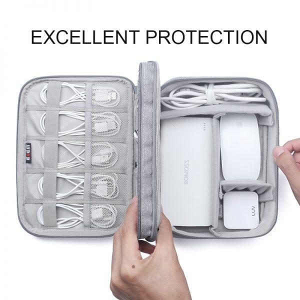 Cable Organizer Bag Storage Case 1