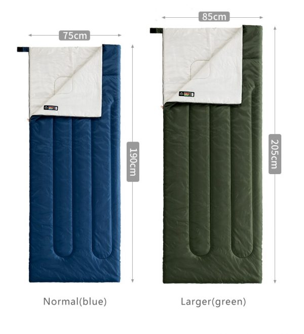 Camping Sleeping Bag For Adults 2