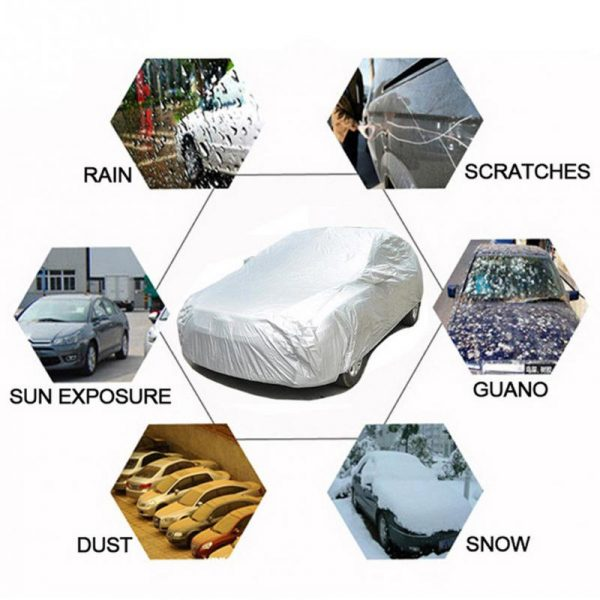 Car Cover Universal Protective Cover