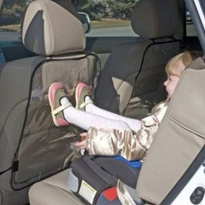 Car Seat Back Protector Clear Cover