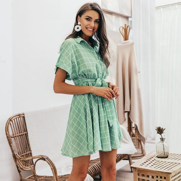 Casual Dresses Womens Clothing Wear 1