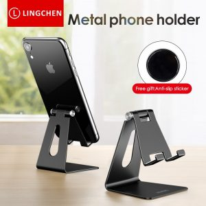 Cell Phone Holder For Desk Portable Stand