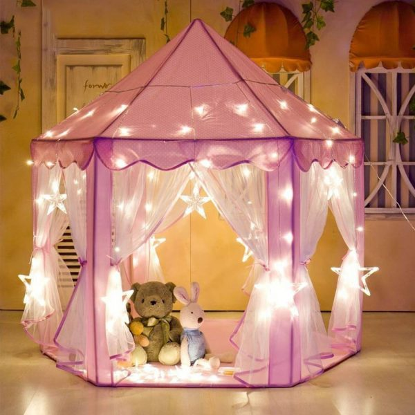 Childrens Tent Girls Castle Play