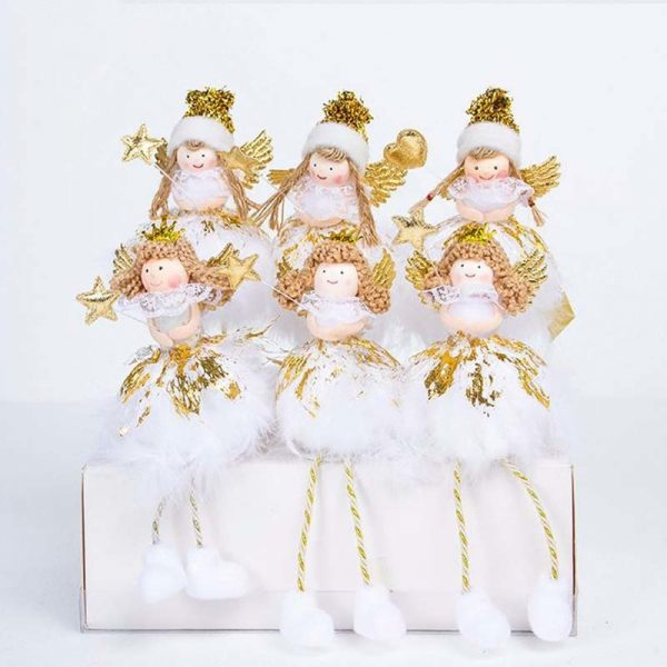 Christmas Angels Tabletop Pieces 1