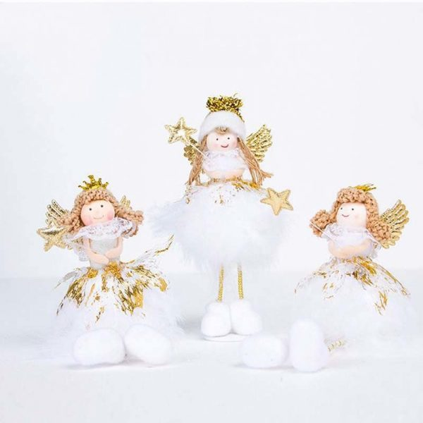 Christmas Angels Tabletop Pieces 2