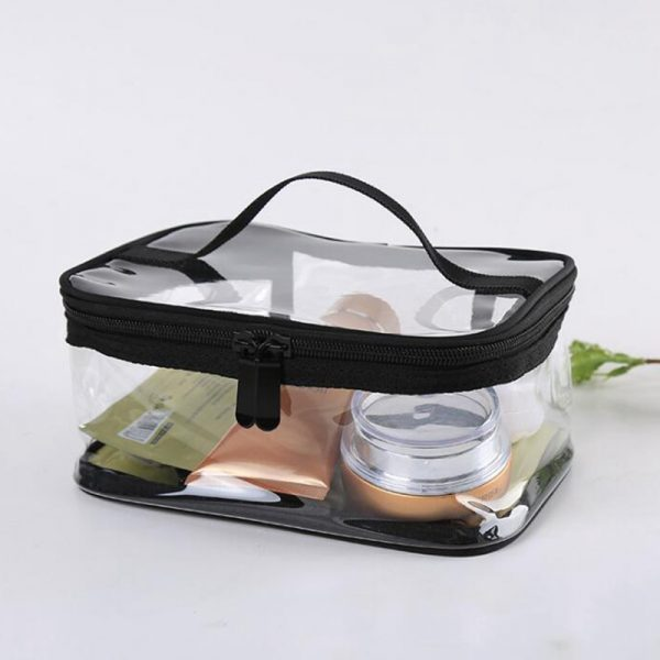 Clear Cosmetic Bags Portable Toiletry Organizer 1