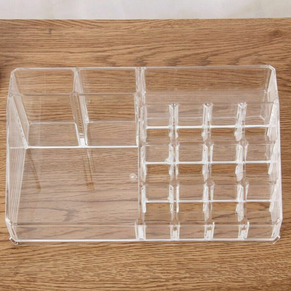 Clear Makeup Organizer Cosmetic Holder 1