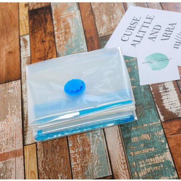 Clothes Storage Bags Vacuum Containers