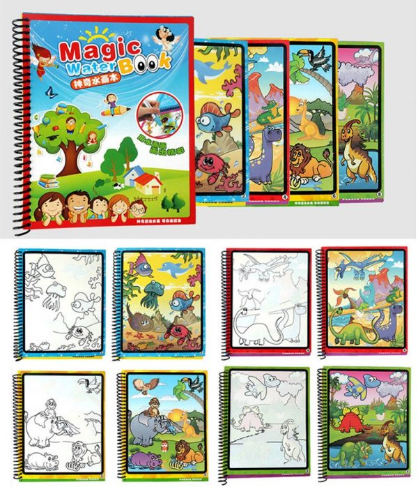 Coloring Book For Kids Drawing Board 1