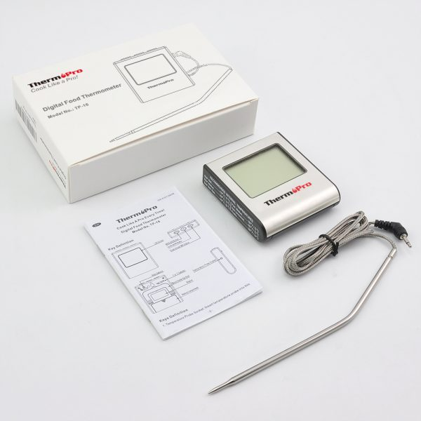 Cooking Thermometer Digital Timer 4