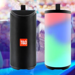 Cool Bluetooth Speaker With LED Light
