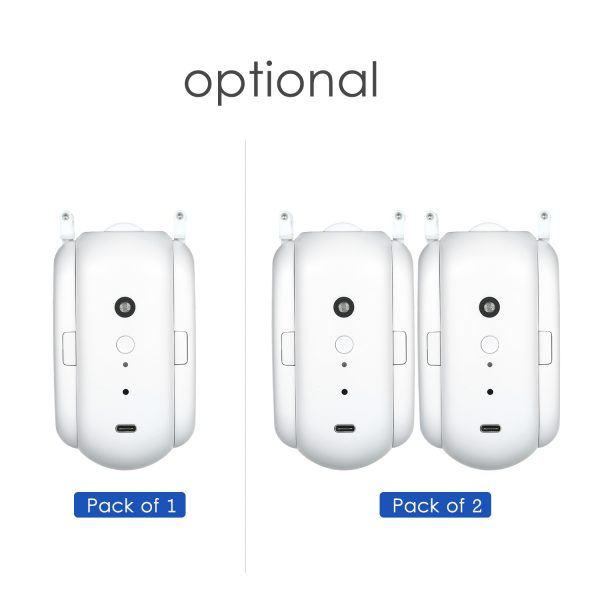 Curtain Robot Smart Automatic Wireless Smart Curtain Motor Timer Pack of 1 or 2 4