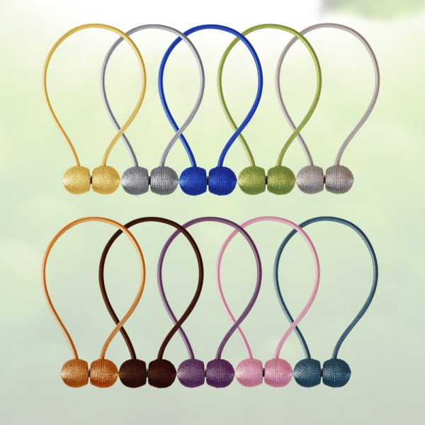 Curtain Tieback Magnetic Curtain Accessory 3