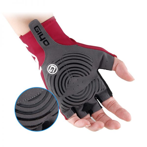 Cycling Gloves Anti Slip Grip Support 1