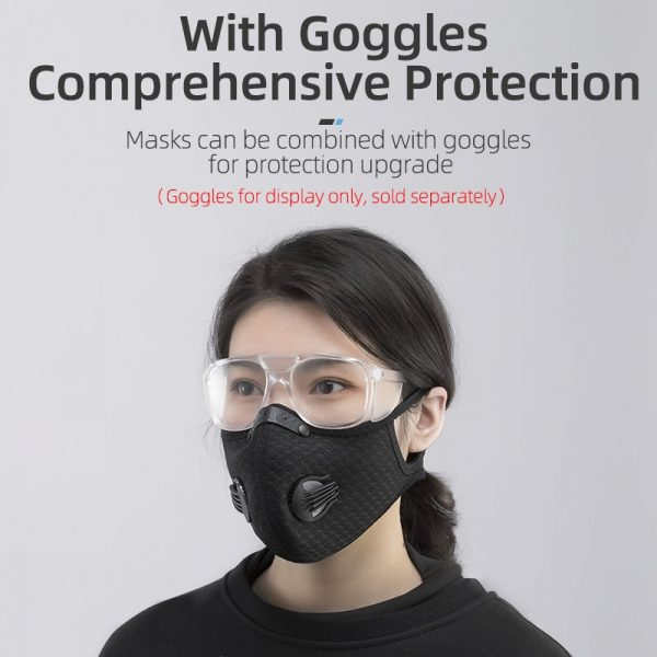 Cycling Pollution Mask Face Mask