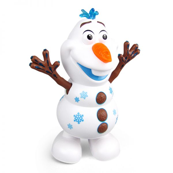 Dancing Snowman Toy For Kids