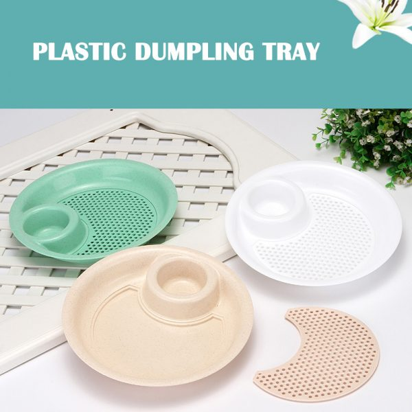 Dip Tray Double Layer Plate 1