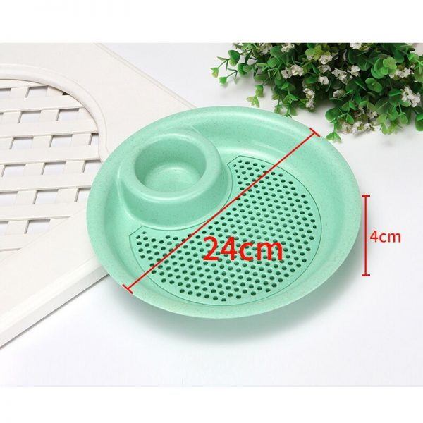 Dip Tray Double Layer Plate 3