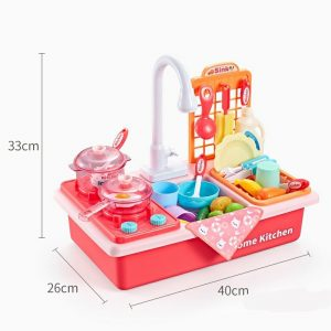 Dishwasher Toys Children Play Better Cute Sink Toys By Hand