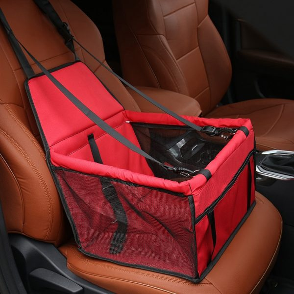 Dog Car Carrier Foldable Seat Carrier 1