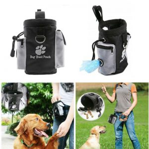 Dog Training Treat Pouch Pet Accessory