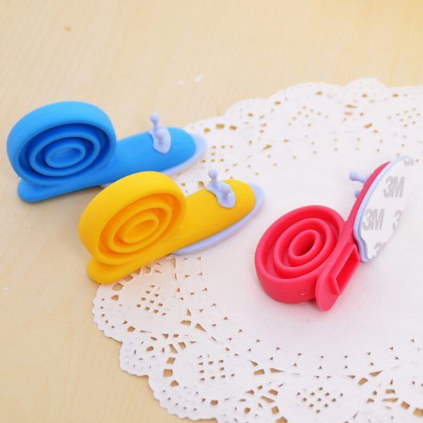 Door Wedge Silicone Snail Stopper