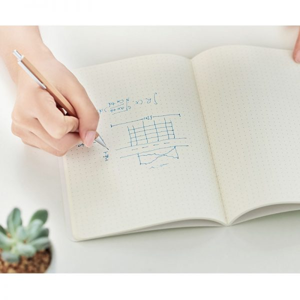 Dot Grid Notebook Soft Cover 1