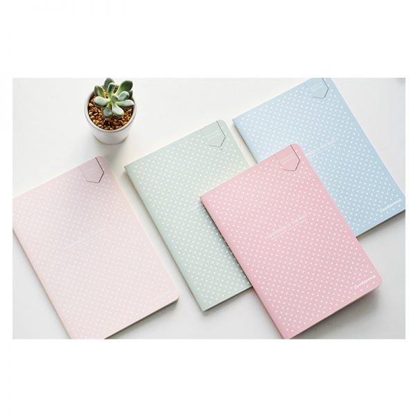 Dot Grid Notebook Soft Cover 2