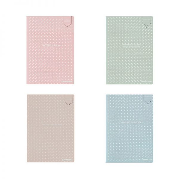 Dot Grid Notebook Soft Cover 3