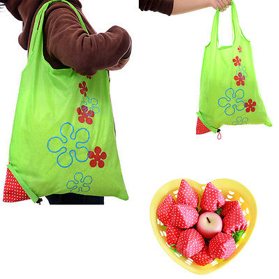 Eco Bag Strawberry Shaped Container 1