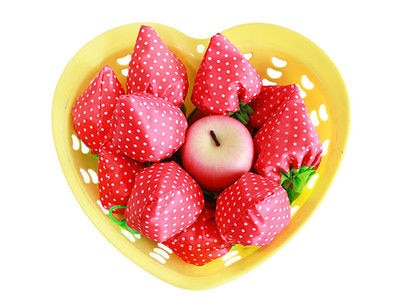 Eco Bag Strawberry Shaped Container 4