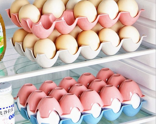 Egg Container 15 Grid Tray 2